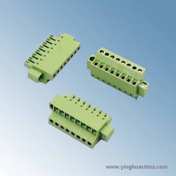 0925 - 3.81mm Wire Cage Type Terminal Block connectors