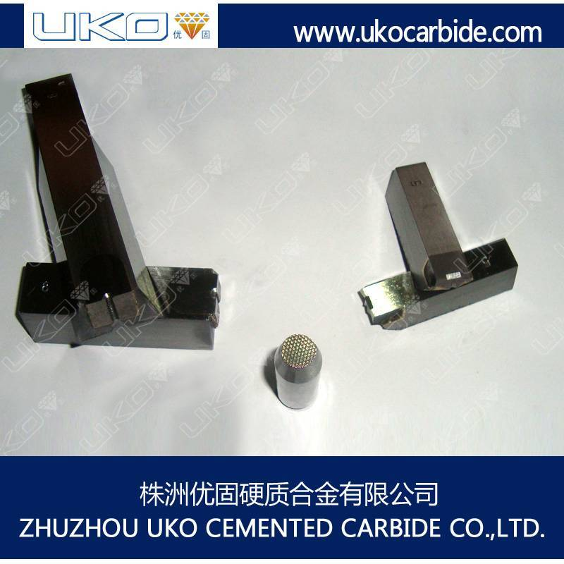 tungsten carbide tools for nails making machine
