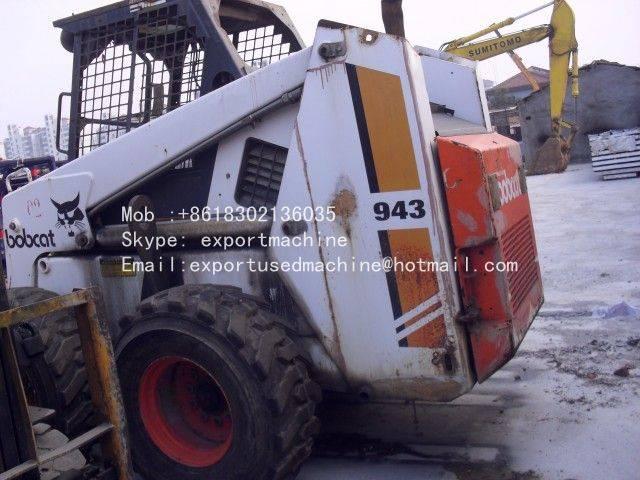 USED BOBCAT 943 SKID LOADER FOR SALE