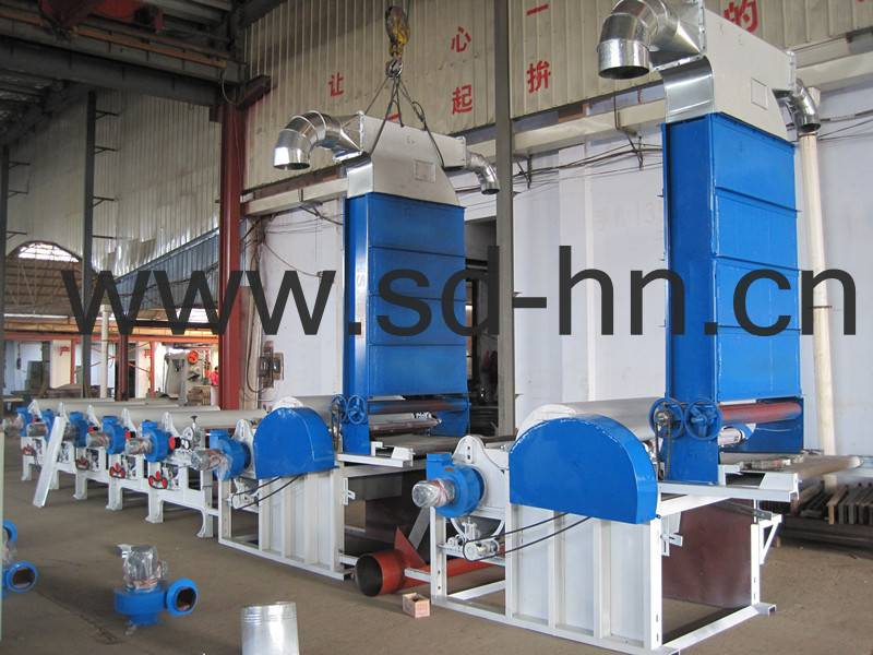 Reliable Fabric Cotton Waste Recycling Machine For Pillow Filler & Spinning Machine