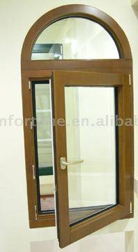 supply high-quality solid wood windows