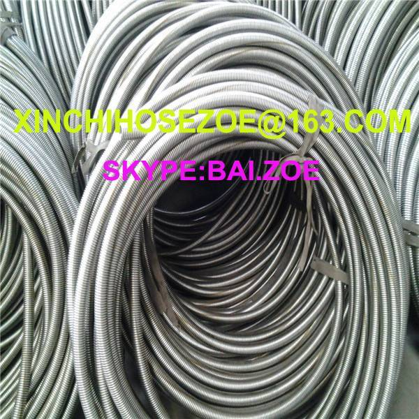 Stainless steel bellow metal hose/tube/pipe