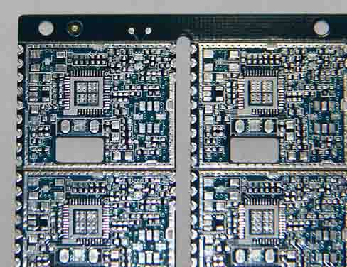 Double-sided Lead-free HASL Printed Circuit Boards(PCBs)