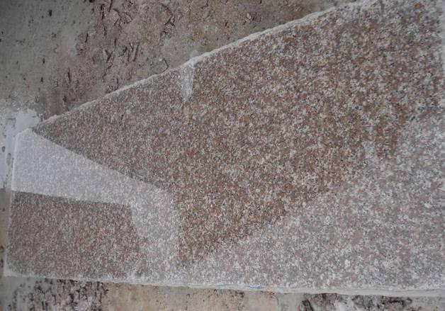 G687 Pink Granite (Peach Red) Stone