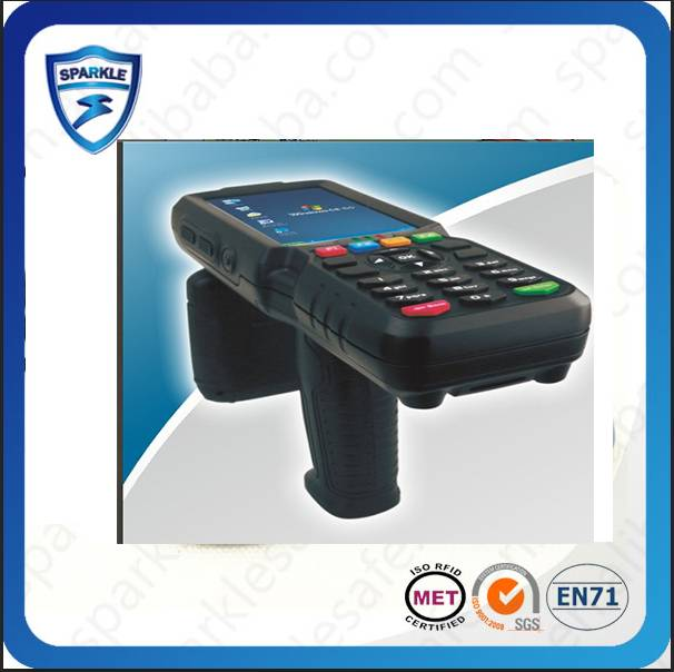 High profermance HF/UHF handheld terminal for Andriod