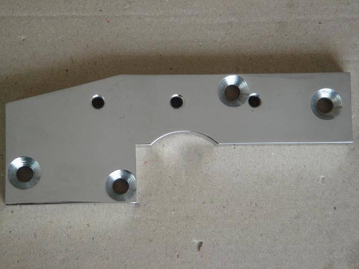 Metal Stamping Plate