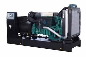 250KW 313KVA Volvo Diesel Generator Set Generating Machine Power Plant Fuel Generator Set