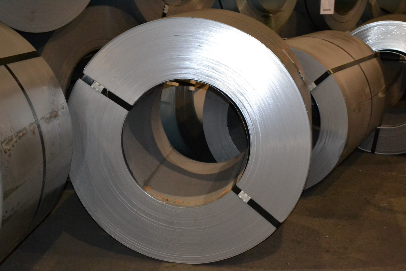 Cold Rolled coils 0,6 x 1000 mm