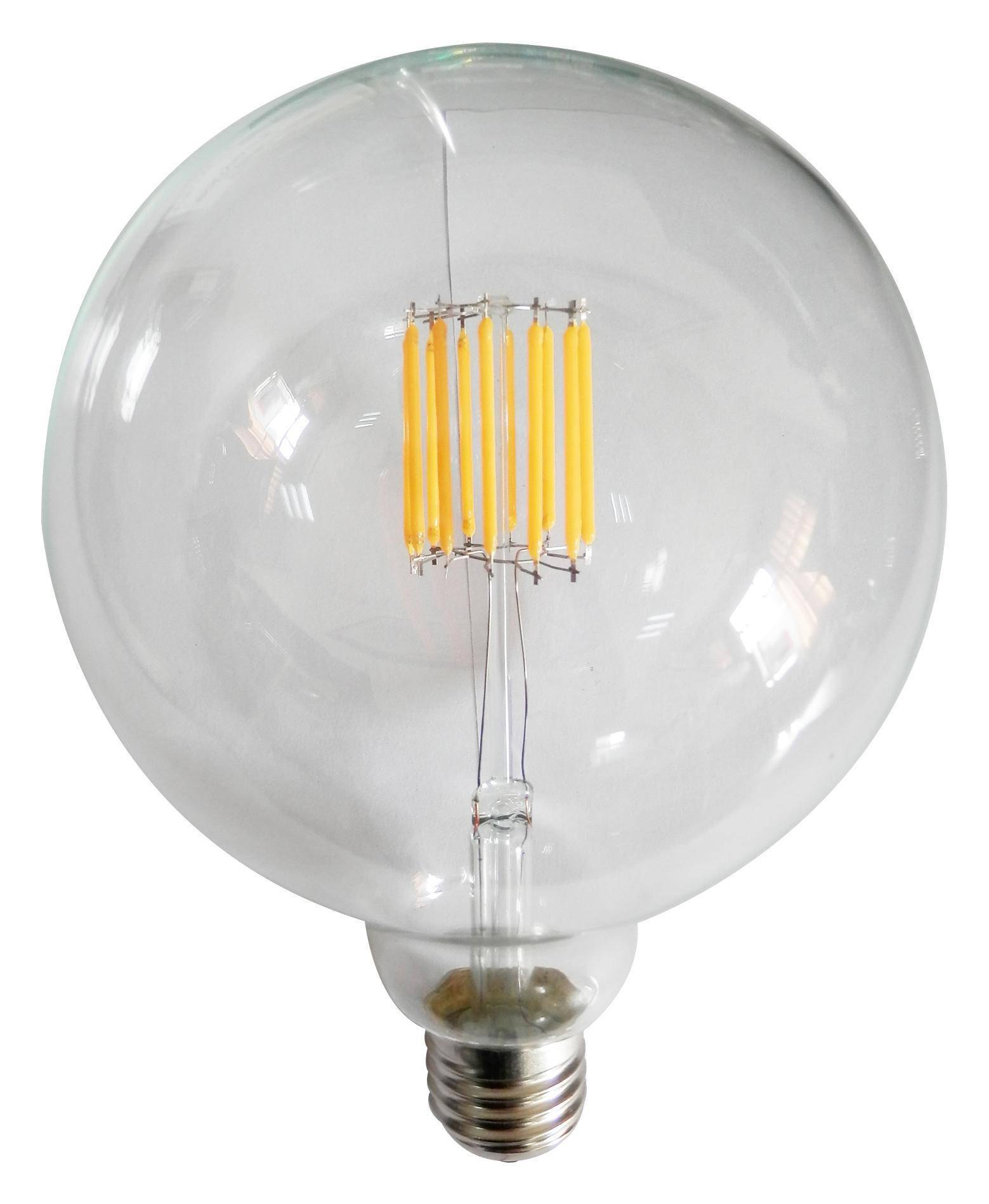 G125 10W LED Light LED Filament Bulb