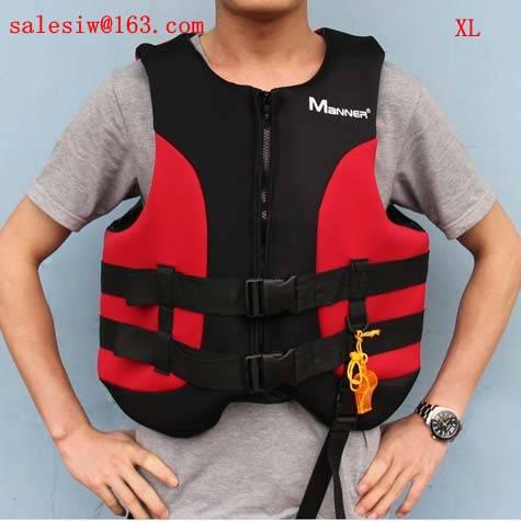 Lifesaving vest