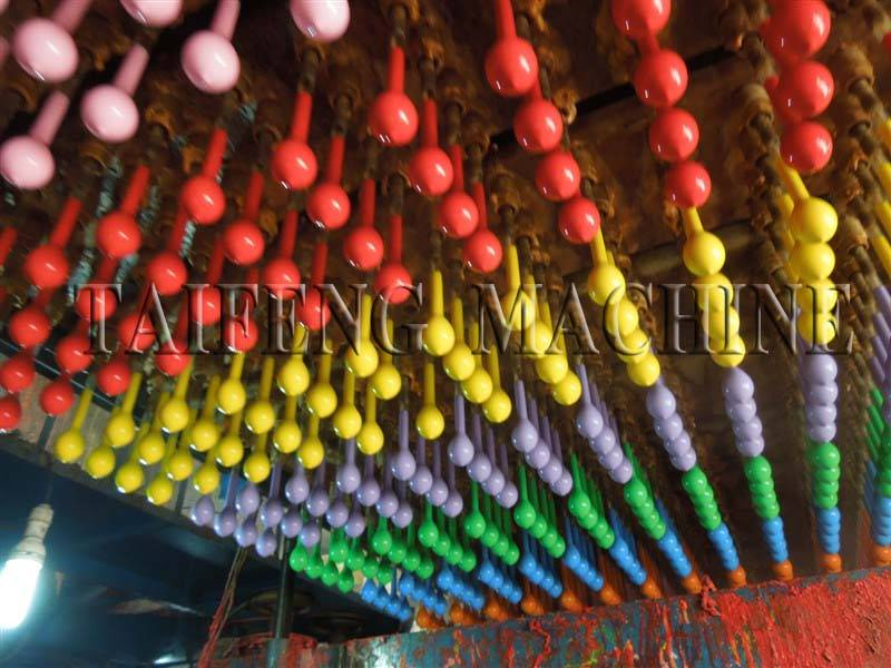 Balloon production lineBalloon machine