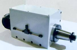 Box Model spindle