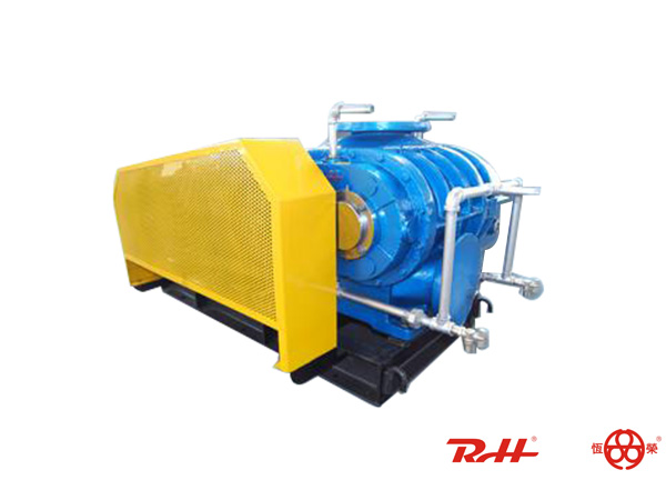 roots blower for corrosive gases delivery