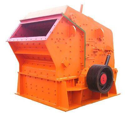 Redmen PF Impact Hammer Crusher With Large Reduction Ratio