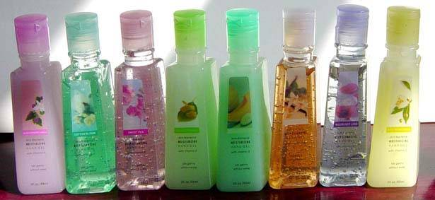 sell hand sanitizer, anti-bacterial hand gel
