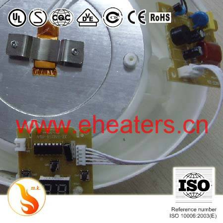 electronic heating device ( ptc series) for humdifiers
