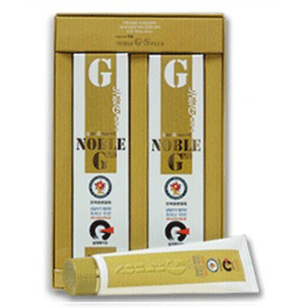 Noble G Plus Gold Toothpaste 2 set