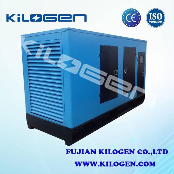 Diesel AC Synchronous Generator Set(5kVA-200kVA)