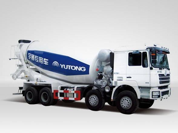 Shacman F3000 Concrete Mixer Truck