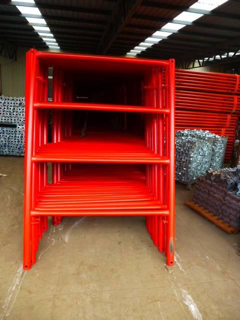 ladder type scaffolding