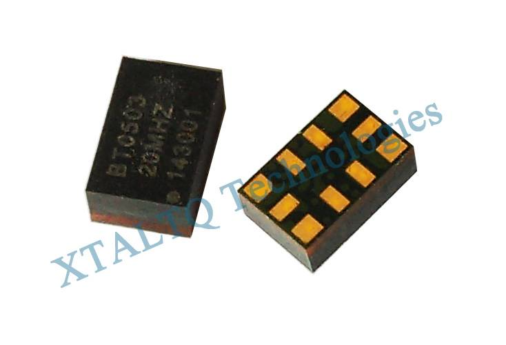 ±0.05ppm 10MHz SMD0503 TCXO for Networking & Communication Systems