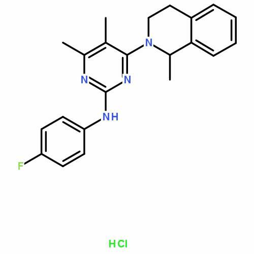 Revaprazan HCL