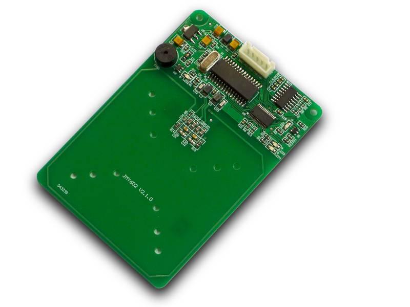 sell 13.56MHz rfid module JMY602 PCD: NXP RC500, RC531, RC632, RC400
