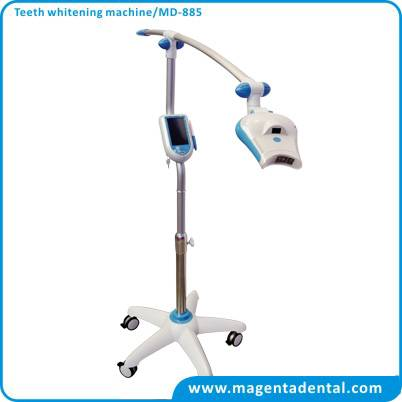 Nice New Teeth whitening machine/Teeth bleaching lamp/light with 5 inch touch screen MD-885