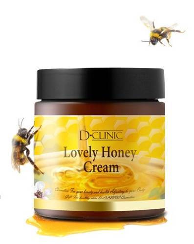 Lovely Honey Cream 100ml
