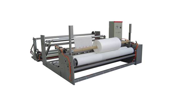 Non-woven Slitting and Rolling Machinery