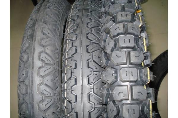 Golden Boy Mud Grip 300-17 300-18 Tyre for Uganda market