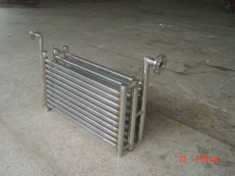 Sell Stainless steel heat exchanger