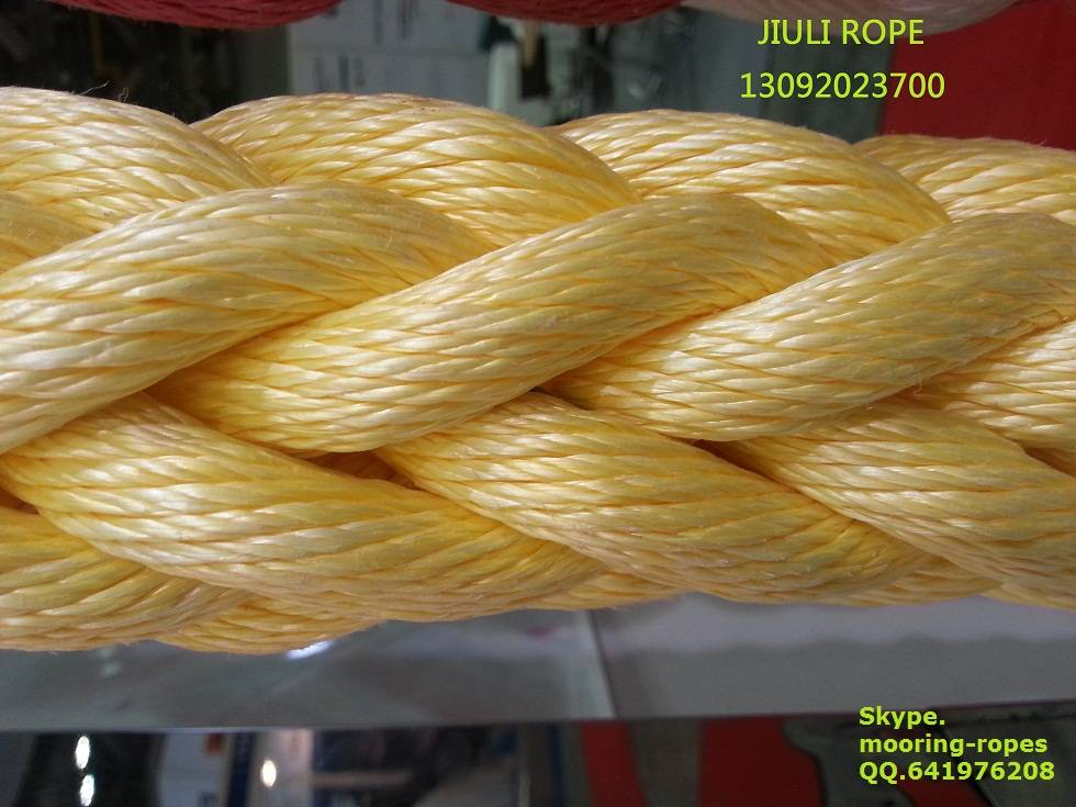 HIGH PERFORMANCE MOORING ROPE