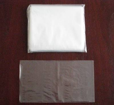LDPE transparent Plastic Poly Food bag