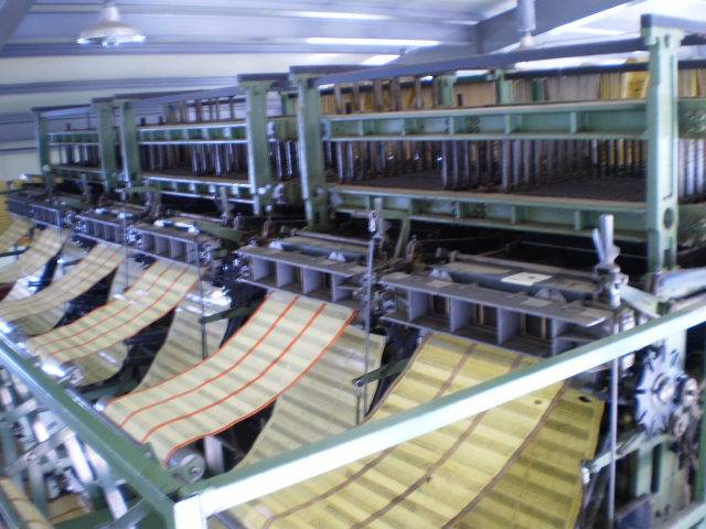 Carpet Weaving Machine (Used)