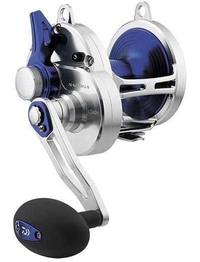 Daiwa Saltiga Lever Drag Hyper Speed Fishing Reel