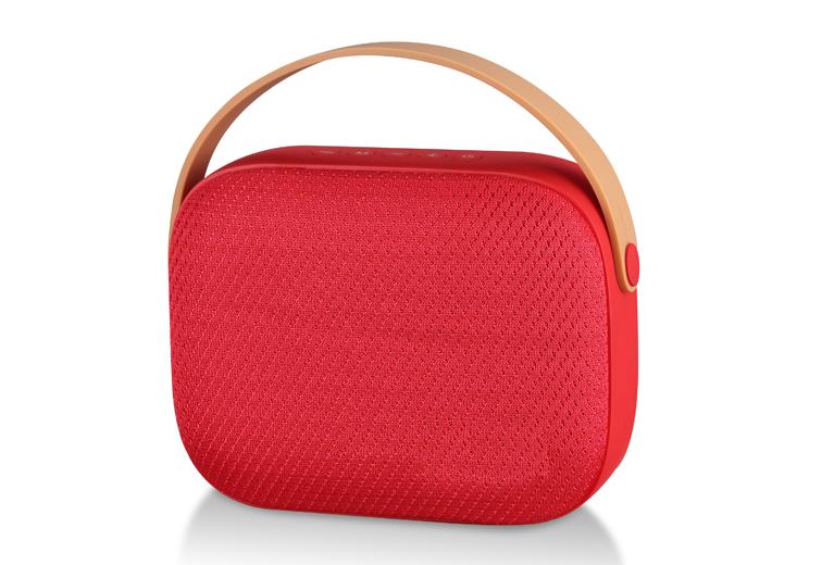 OKA Fabric unique design Bluetooth Portable Speaker