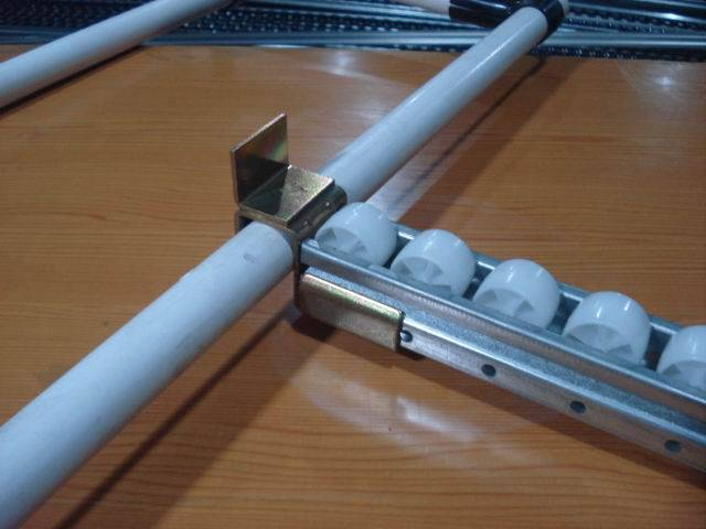 Roller Tracks / Flow tracks/flow strip