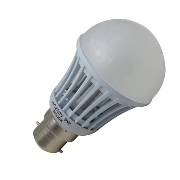CE Approved B22 Base 9W SMD 2835 LED Bulb Light