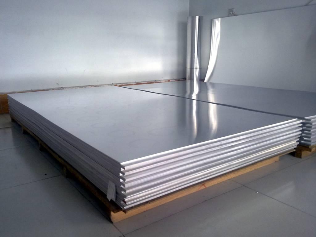Exported to Vietnam aluminum sheet
