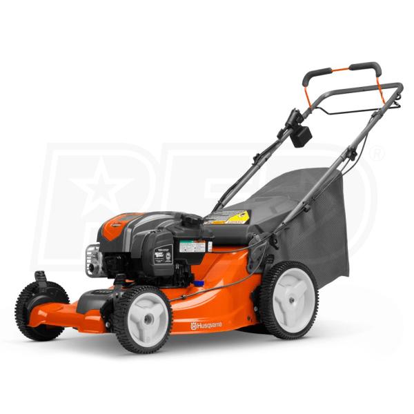"SELL Husqvarna LC221FHE (21"") 163cc High Wheel Self-Propelled Lawn Mower w/ Electric Start"