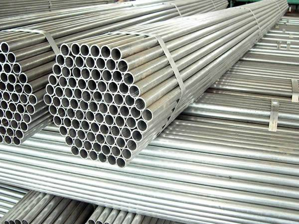 HOT GALVANIZED STEEL PIPE