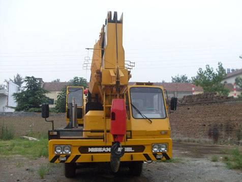 Used 50 Tons Tadano Truck Crane