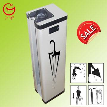Single head umbrella machine