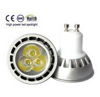 gu10 led light bulb aluminum 3wgu10 led light bulb cob led spot light gu10