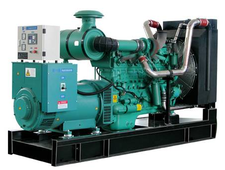100kva Cummins Diesel Generator Set Generating Machine Power Plant Fuel Generator Set