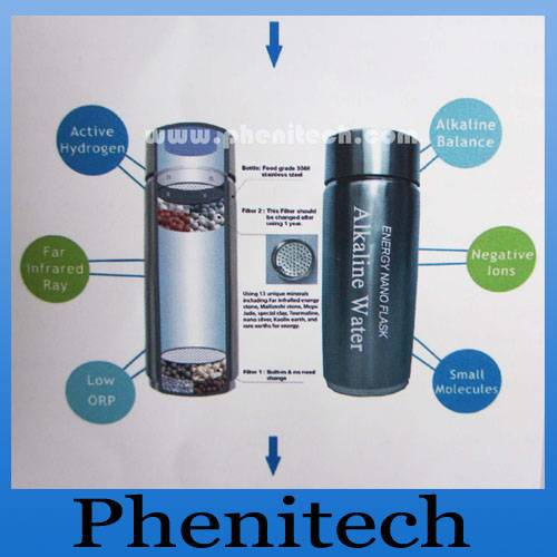 Alkaline energy cup