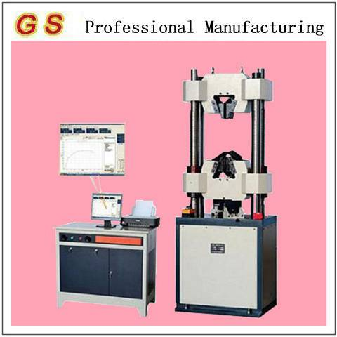 Hot sale WEW100B Computer Display universal tensile testing machine
