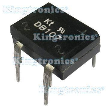 Kingtronics Kt bridge rectifier DB105