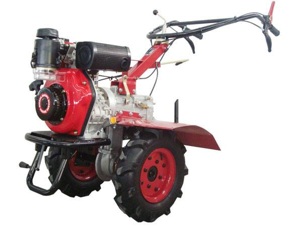Diesel Tiller with gear and diesel engines170F with high quality